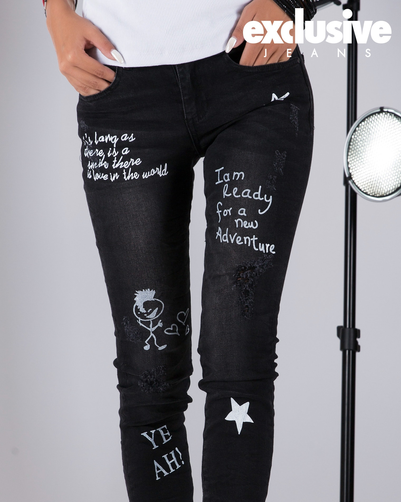 1eace1eb361 Дънки Adventure | Exclusive Jeans